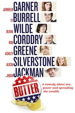 Poster for the movie Butter