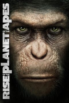 Poster for the movie Rise of the Planet of the Apes
