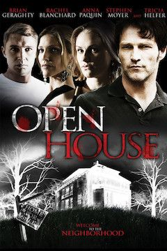 Open House movie poster.