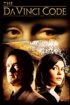 The Da Vinci Code movie poster.