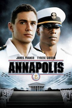Annapolis movie poster.