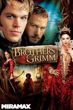 Poster for the movie The Brothers Grimm