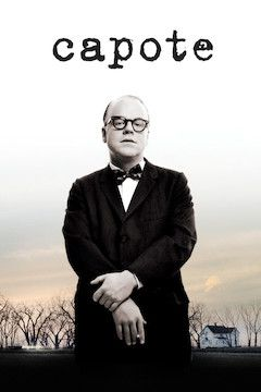 Poster for the movie Capote