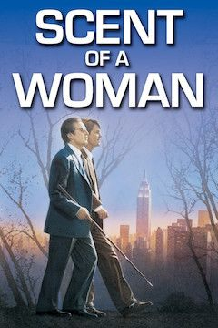Poster for the movie Scent of a Woman