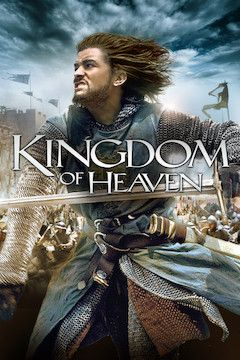 Kingdom of Heaven movie poster.