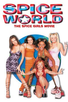 Spice World movie poster.