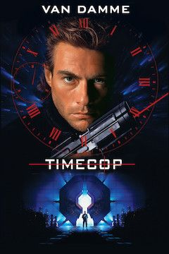 Timecop movie poster.