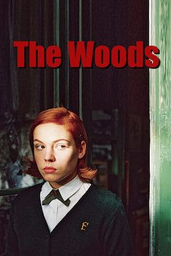 The Woods movie poster.