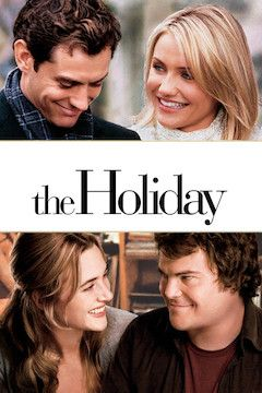 The Holiday movie poster.