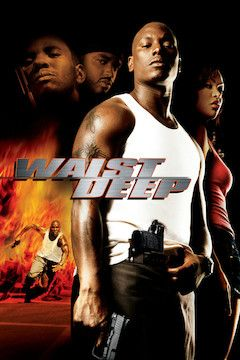 Waist Deep movie poster.