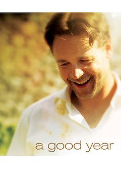 A Good Year movie poster.
