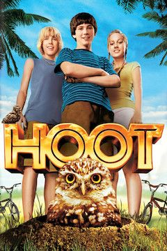 Hoot movie poster.