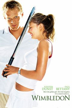 Wimbledon movie poster.