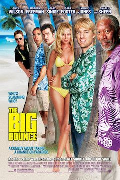 The Big Bounce movie poster.