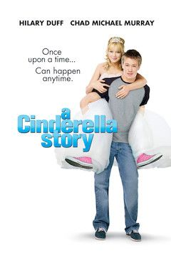 A Cinderella Story movie poster.