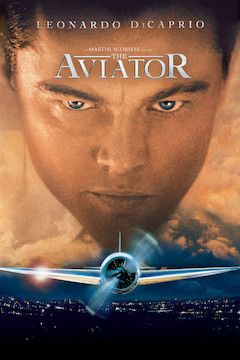 The Aviator movie poster.