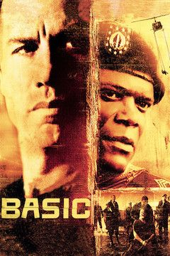 Poster for the movie Basic