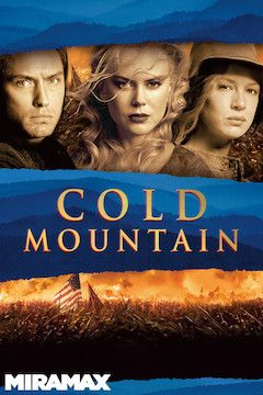 Cold Mountain movie poster.