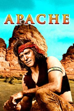 Apache movie poster.