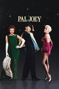 Pal Joey movie poster.