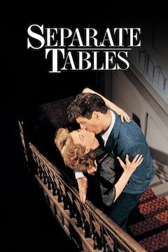 Separate Tables movie poster.