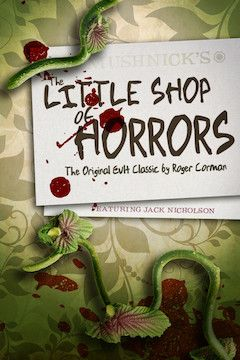 Little Shop of Horrors movie poster.