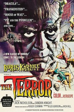 The Terror movie poster.