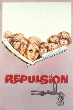 Repulsion movie poster.