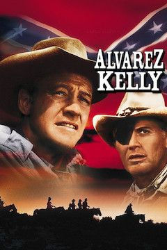Alvarez Kelly movie poster.