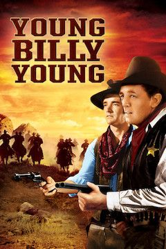 Young Billy Young movie poster.