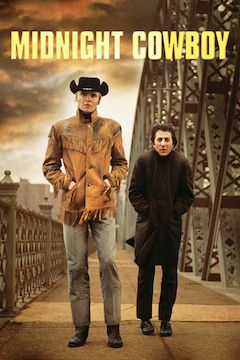 Midnight Cowboy movie poster.