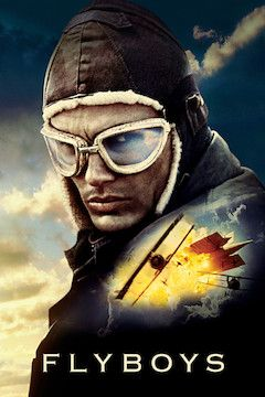 Flyboys movie poster.