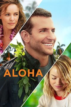 Aloha movie poster.