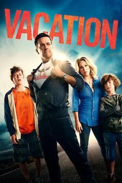 Vacation movie poster.