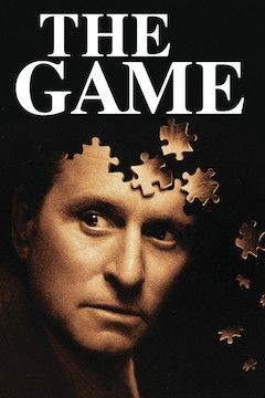 Poster for the movie The Game