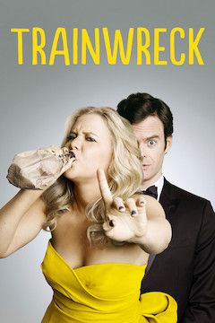 Poster for the movie Trainwreck