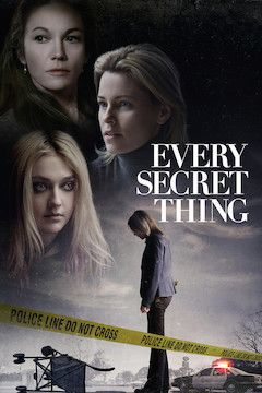Every Secret Thing movie poster.