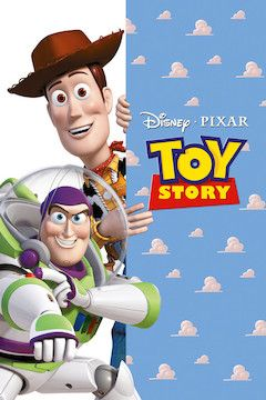 Toy Story movie poster.