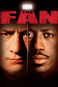 Poster for the movie The Fan