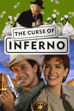 The Curse of Inferno movie poster.