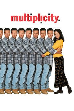 Multiplicity movie poster.