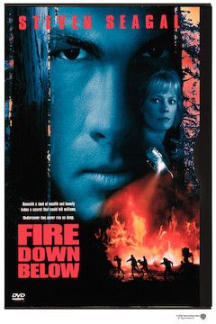 Fire Down Below movie poster.