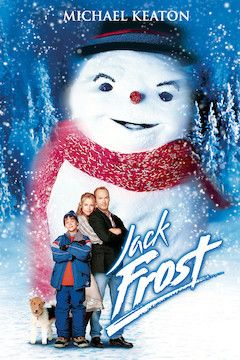 Jack Frost movie poster.