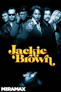 Jackie Brown movie poster.