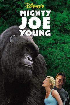 Mighty Joe Young movie poster.