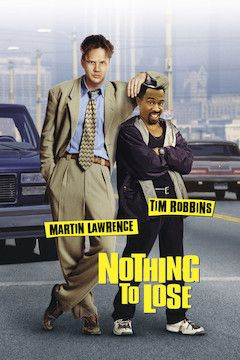 Nothing to Lose movie poster.