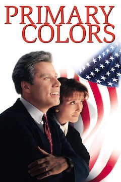 Poster for the movie Primary Colors