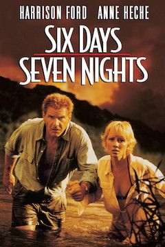 Six Days, Seven Nights movie poster.