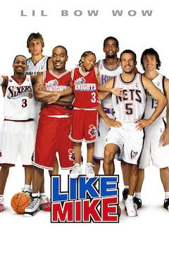 Like Mike movie poster.