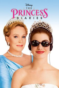 Poster for the movie The Princess Diaries